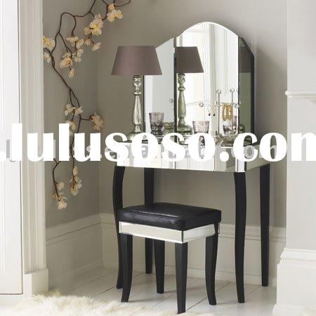 mirror dressing table,glass dressing table,dressing table-BoA