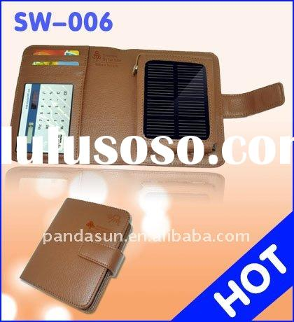 mobile foldable emergency solar battery&charger