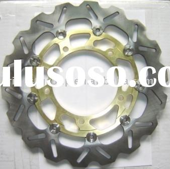 motorcycle brake disc front Brake Wave Rotor Disc for GSXR 1300 Hayabusa 08 09 2008 2009