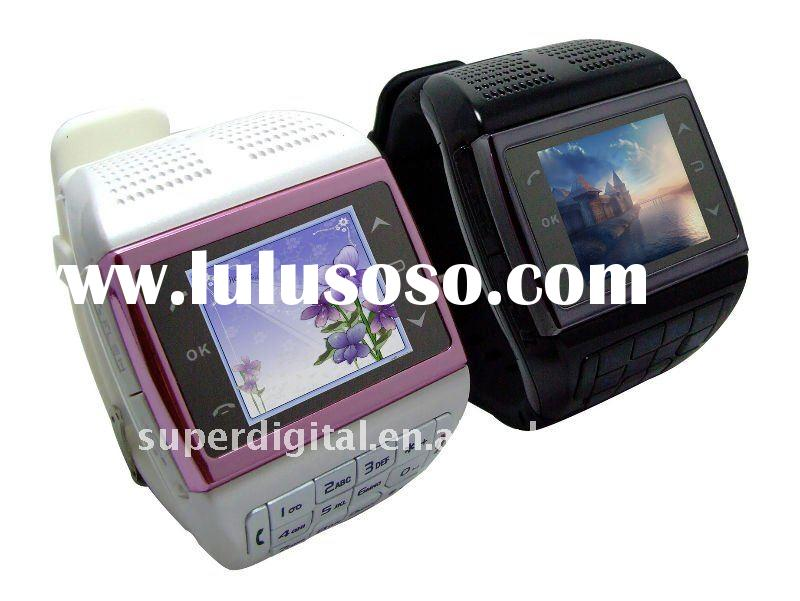 music watch mobile phone V6