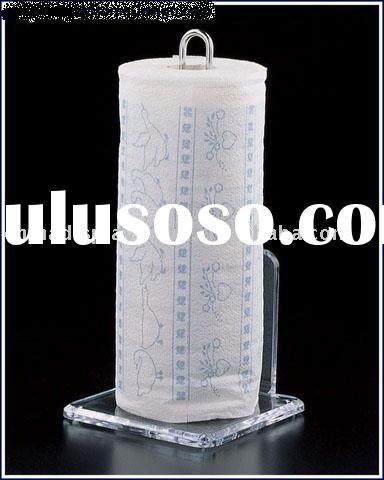 paper towel holder , paper tower stand , acrylic home decoration , acrylic home products
