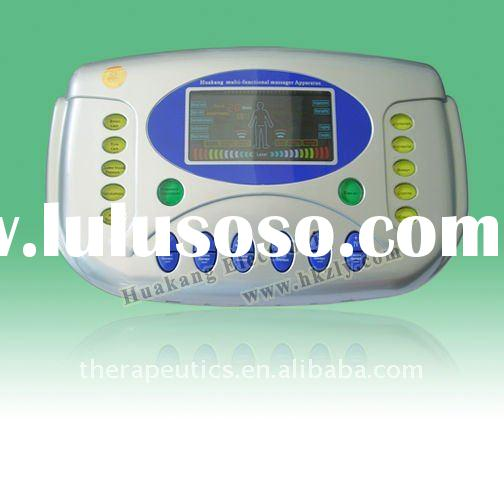 physical therapy equipment(tens massager) with function of ultrasound