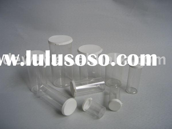 10ml Sterile Clear Vial Gray Rubber Stopper Yellow 20mm