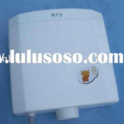 plastic toilet water tank,water box