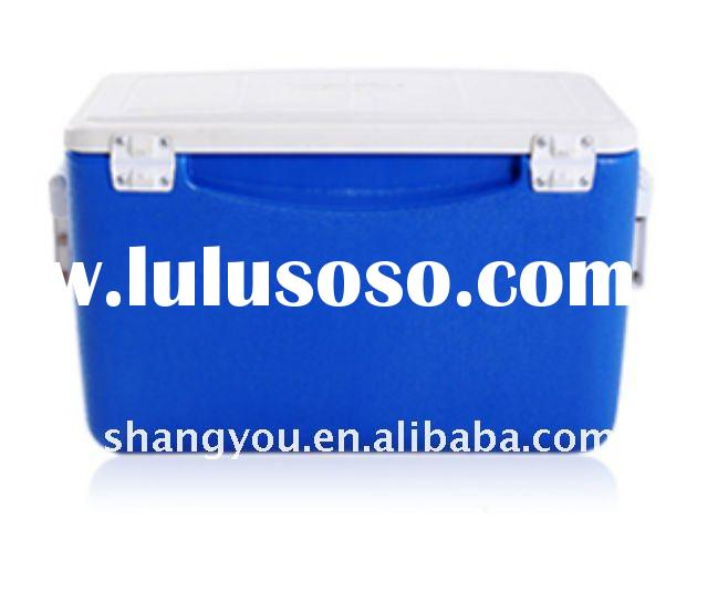 portable food cooler box
