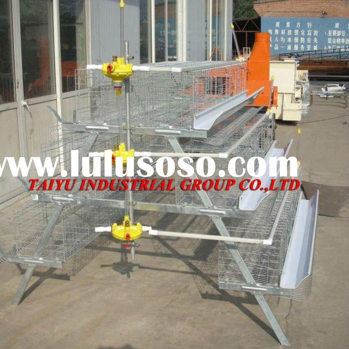 poultry farm equipment for Nigeria/Africa