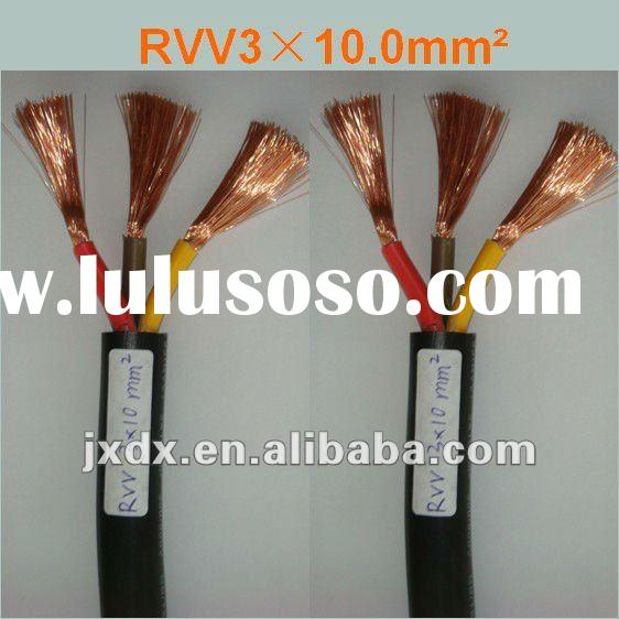 pvc insulating electrical copper cable prices