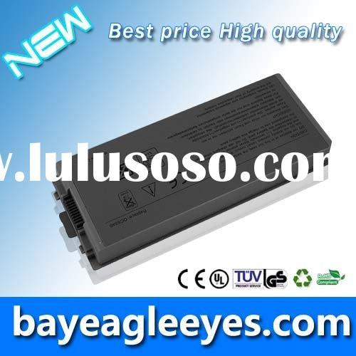 replacement laptop battery for Dell D810