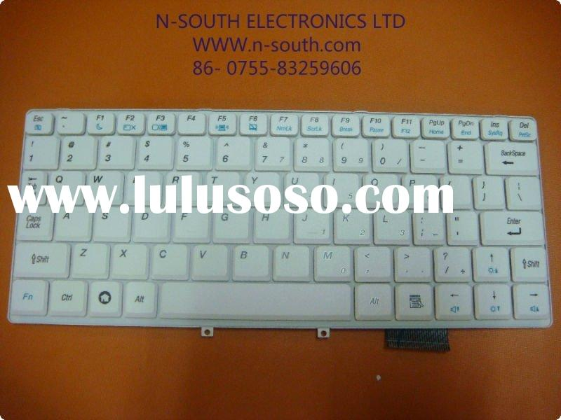 replacement laptop keyboard for LENOVO S9 S10 white advent standard new model notebook keyboard comp