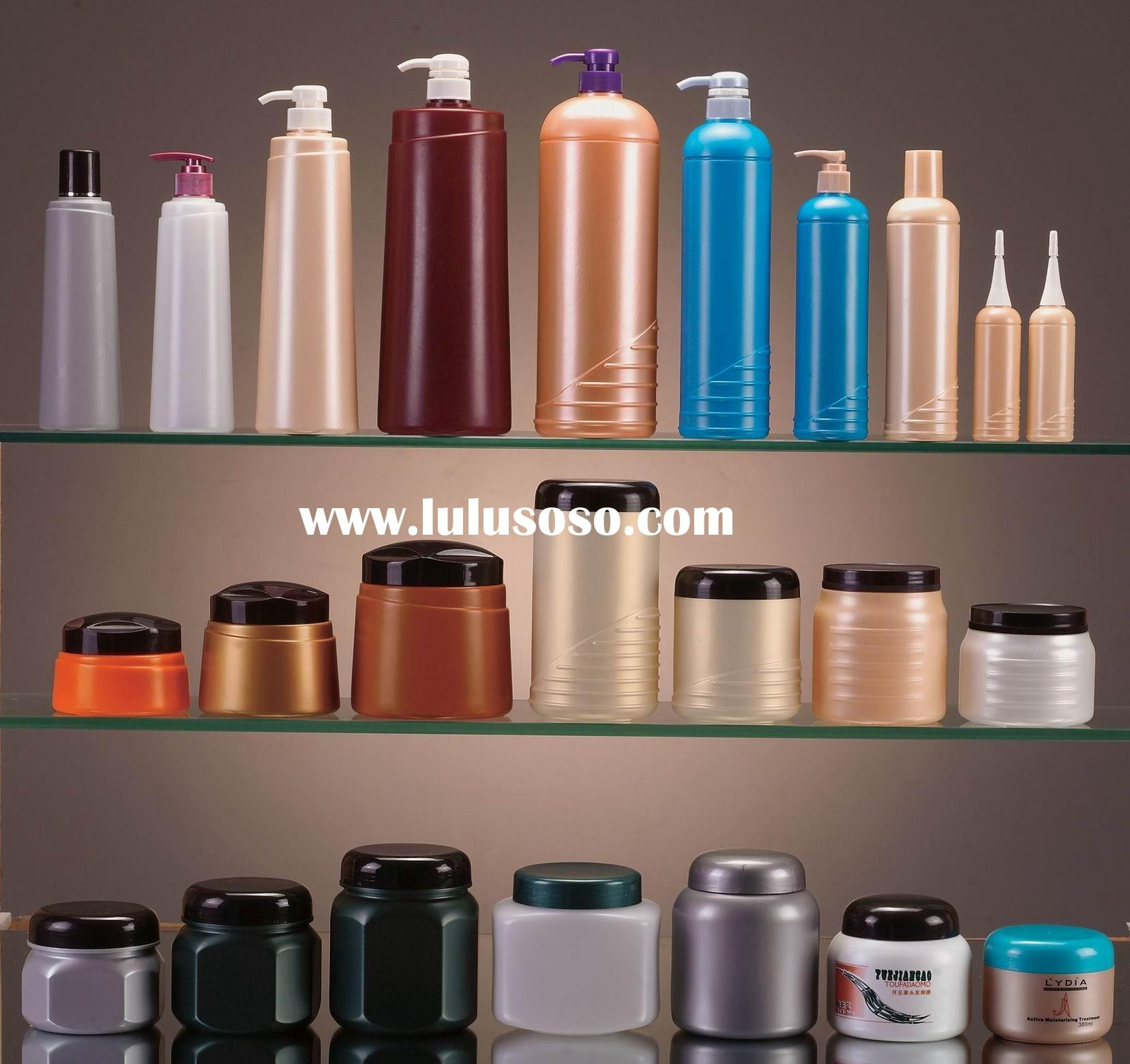 shampoo / hair / body lotion / cosmetic plastic bottle