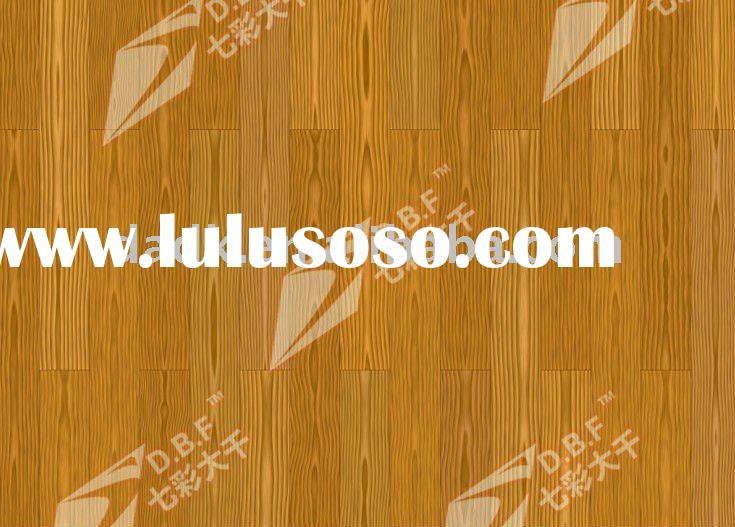 soft colorful skidproof wood pattern plastic flooring