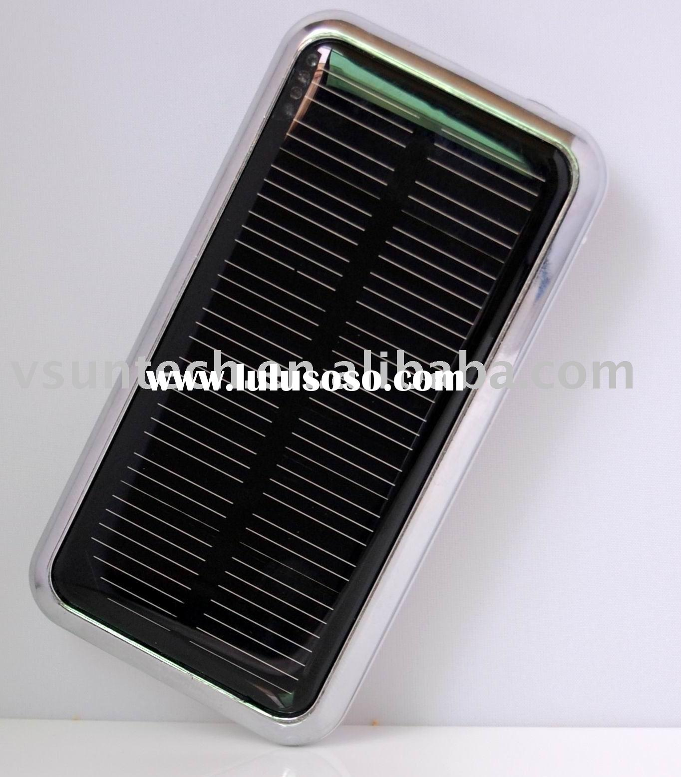 solar cell phone charger universal