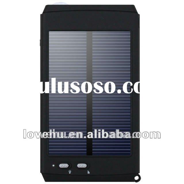 solar charger for laptop iphone ipad