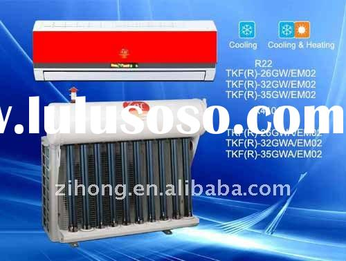 solar power air conditioner, aircon ,inlet air cooling system,chilled system