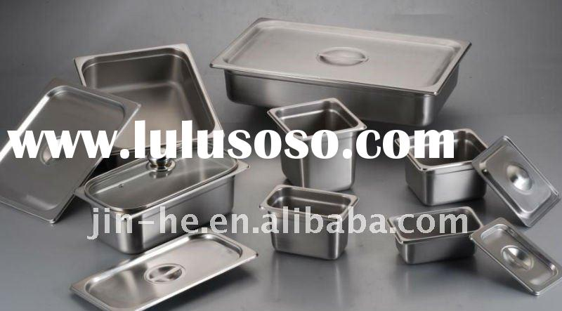 stainless steel kitchen tools and equipment