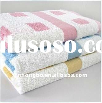 super quality bath towel pattern for home and gift