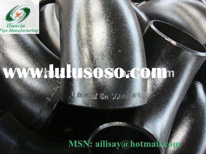supply CARBON STEEL pipe fittings dimension 24""