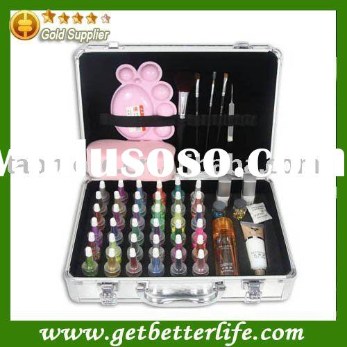 temporary tattoo kit - Body Art Deluxe Kit (38color)
