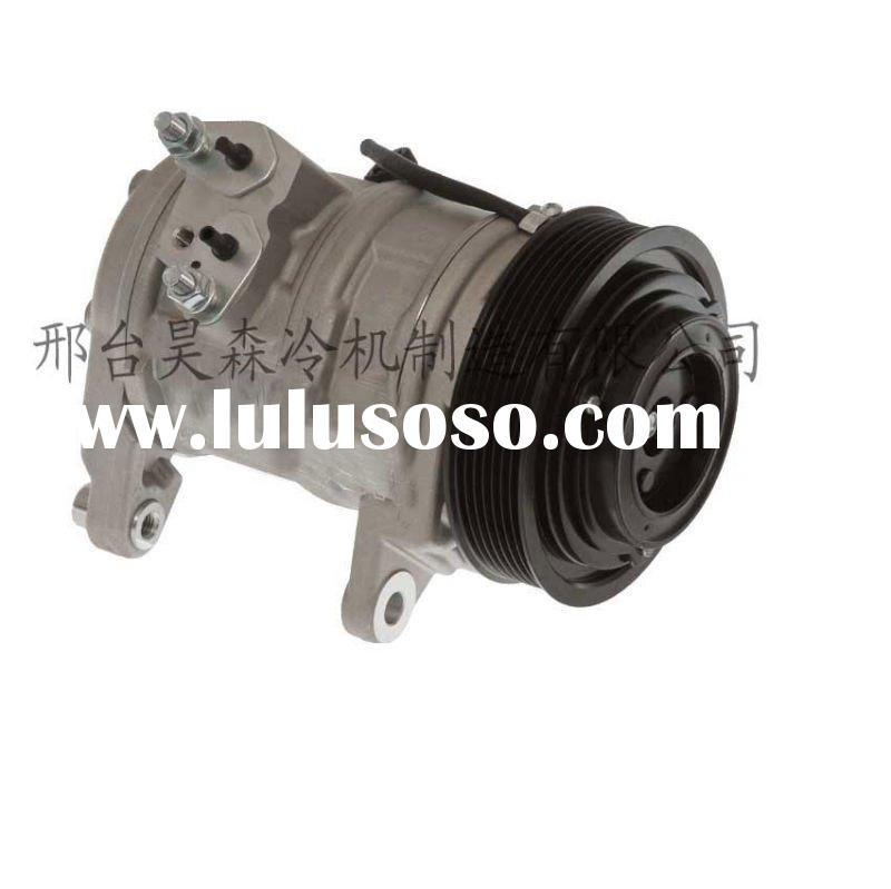 the SD10S17E air conditioning compressor for DODGE
