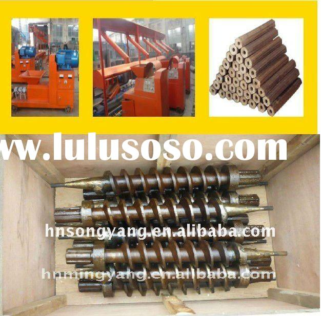 the best selling High Efficiency Sawdust Briquette Machine (Popular in Overseas Market)