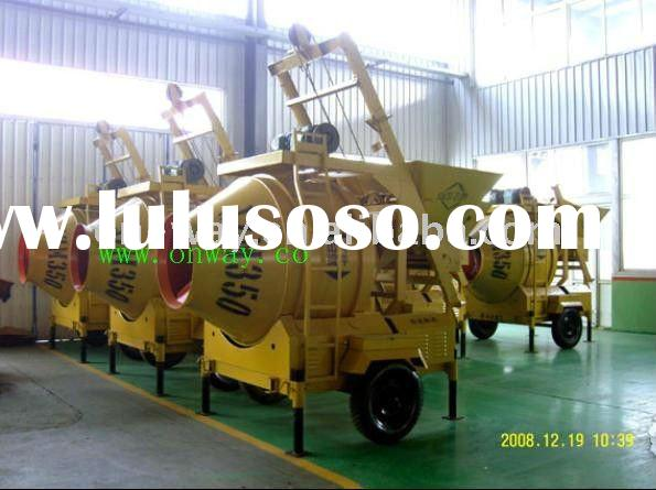used diesel cement mixer