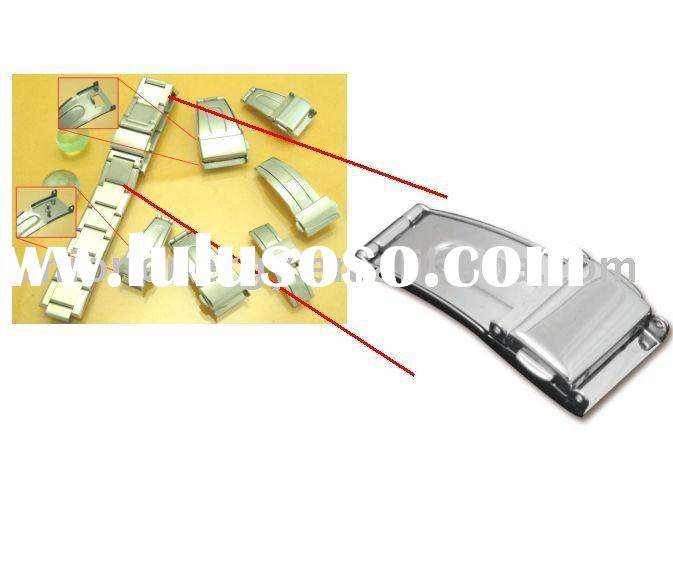 watch buckle watch clasp for stainless steel band for watches top brand and wrist watch