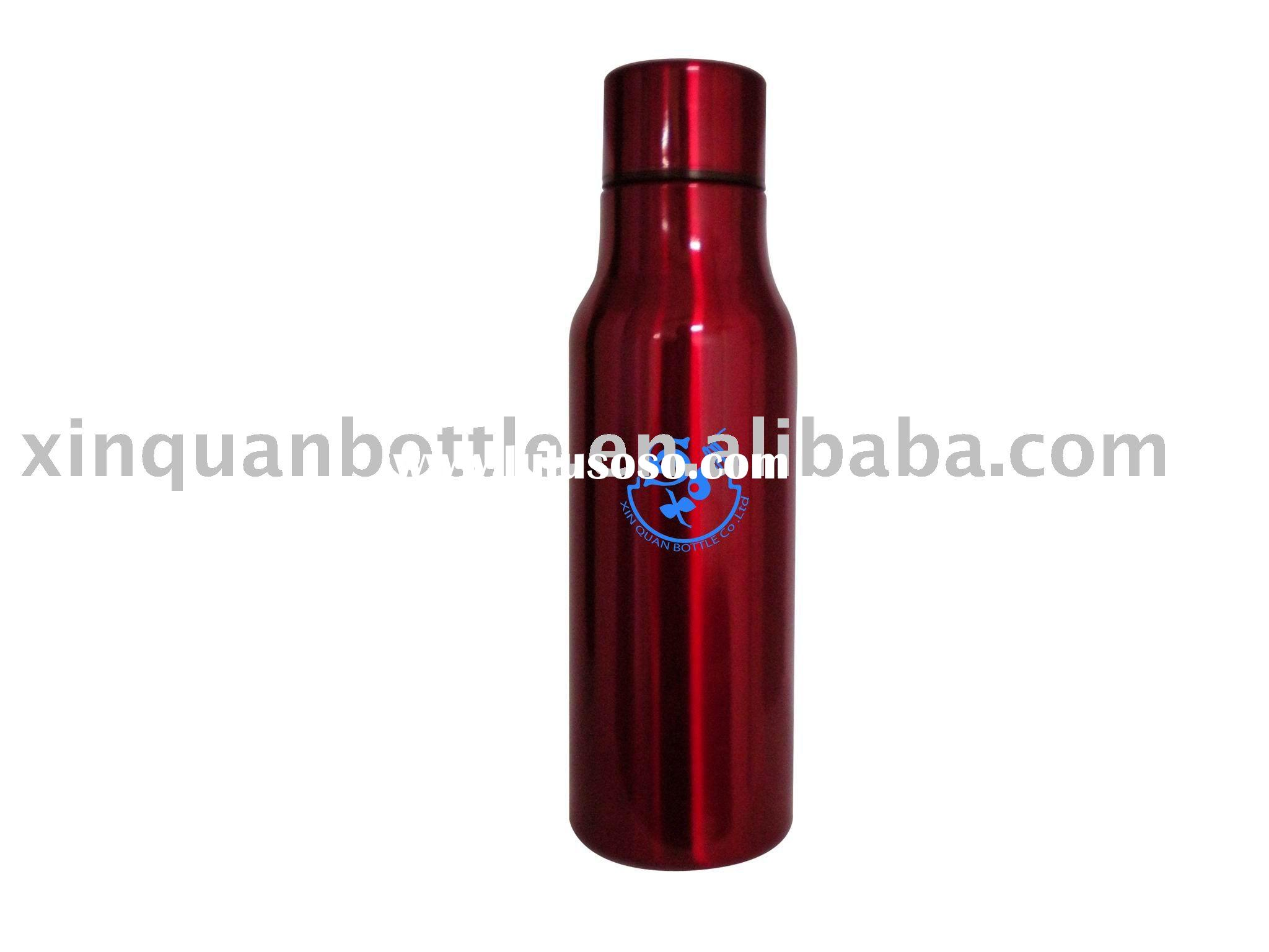 wide mouth drinking bottle