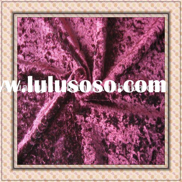 100% polyester knitting fabric/kniting velvet fabric for curtain,sofa,upholstery,