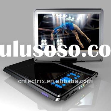 10 inch portable dvd player with tv tuner