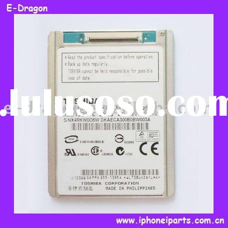 120GB Hard Disk Drive( HDD ) For iPod Classic, Parts for iPod