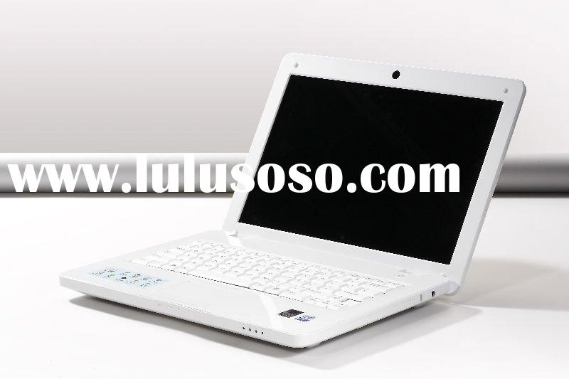 12.1 inch Intel Atom N450 processor cheap laptop