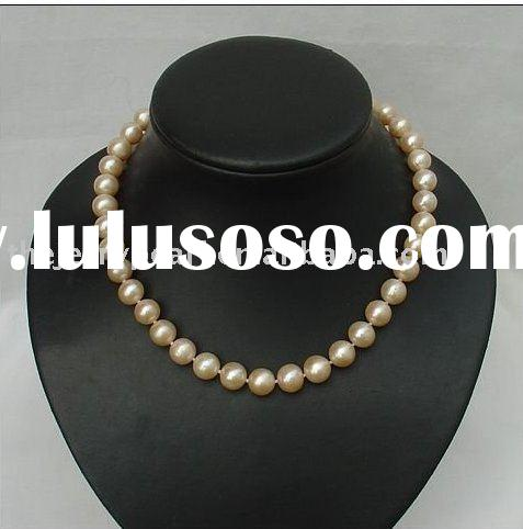 "16 ""fashion necklace,pearls necklace costume jewelry"