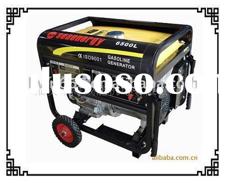 1--5KW portable gas powered electric generator