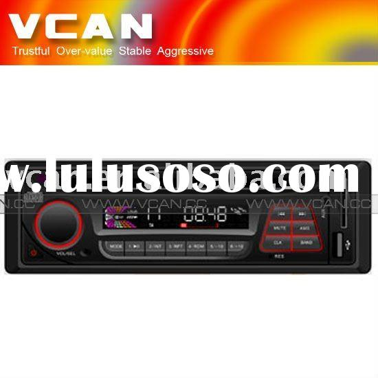 1 din Car CD player with Bluetooth/USB/SD card reader