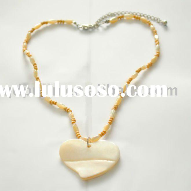 2011 Fashion chunky acrylic beads necklace