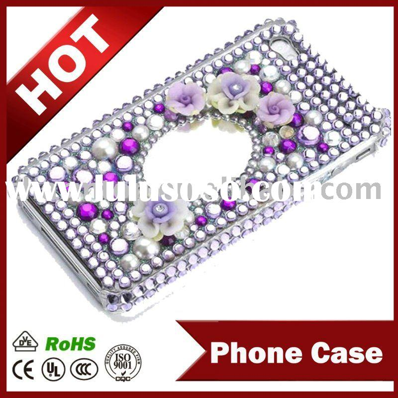 2011 For iPhone 4 Bling Rhinestone Phone Case