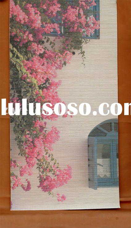 2011 fashion bamboo vertical blinds and bamboo curtains