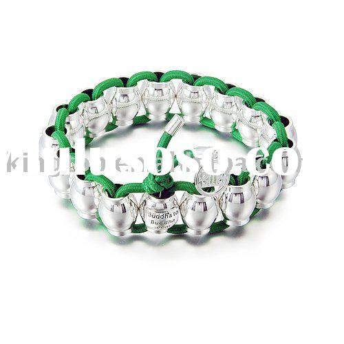 2011 hot ! 925 sterling silver Buddha to Buddha Bracelet & bangle, No MOQ required
