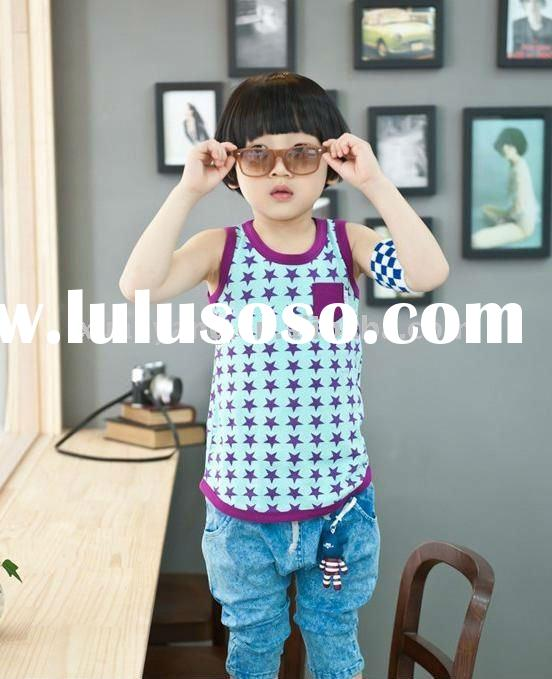 2011 hot-sale korean children clothing,children clothes for 2-6years.OEM servers