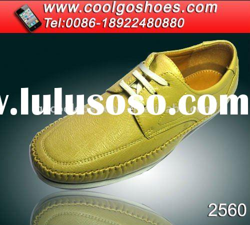 2012 Most popular mens nurse shoes made in guangzhour
