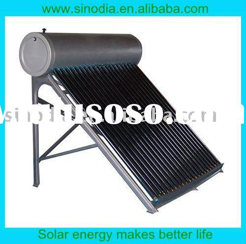2012 New 300L Nonpressurized Solar Water Heater