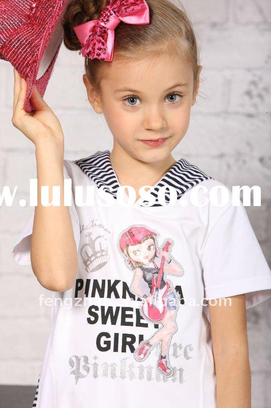 2012 Pink Nana lovely children wear
