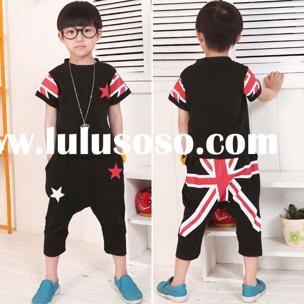 2012 new design children's clothing set kids clothes children's clothing