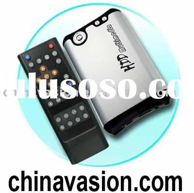 2.5 Inch SATA HDD Media Player / HDD Enclosure