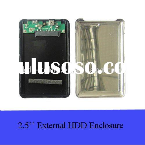"2.5"" USB2.0 external hdd case to SATA"