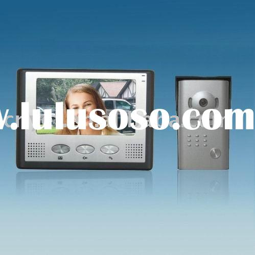 2-wire Color Video Intercom System with Auto-recording Function RL-037MP