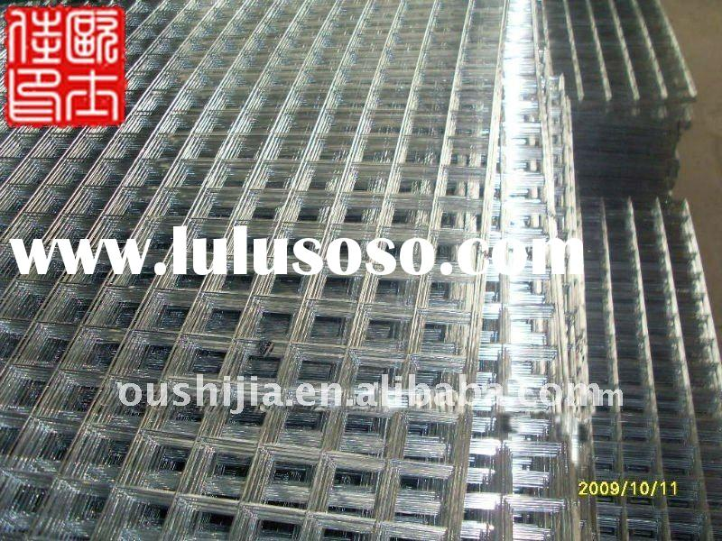 304 stainless steel welded wire mesh panel&wire welded cattle panels&galvanized steel wire m