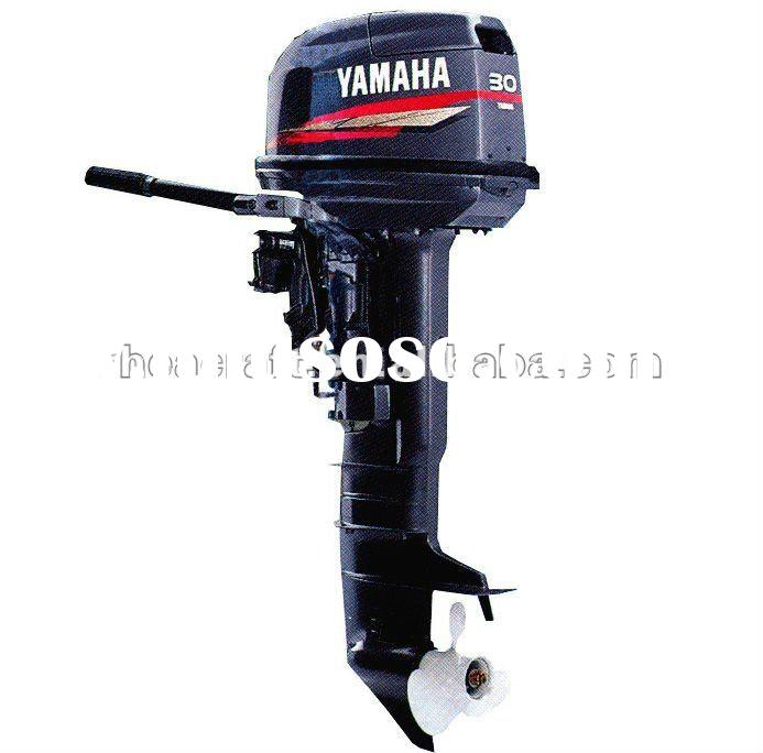 Outboard marine engine ignition system how does it work for How does an outboard motor work