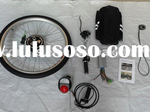 36v 350w min rear motor electric bike kit, e-bike spare parts, electric bicycle conversion kits
