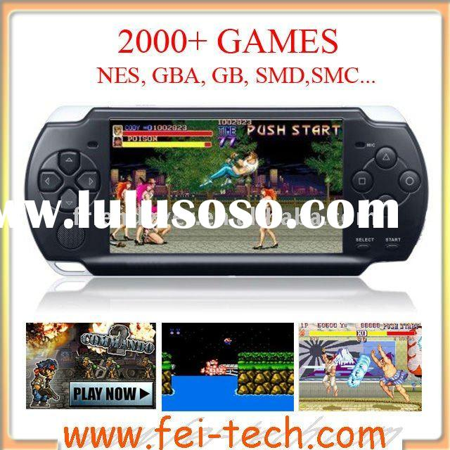 """4.3"""" Game MP5 Player"""